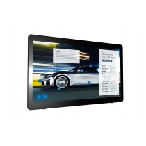 "Philips 24BDL4151T 24"" Multi-Touch Display - powered by Android™"