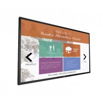 "Philips 43BDL4051T 43"" Multi-Touch Display - powered by Android™"