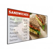 "Philips 42BDL5055P 42"" P-Line Display - powered by Android™"