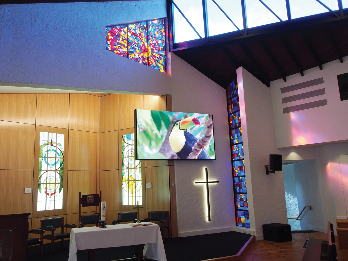 Case Study Scotch College Chapel