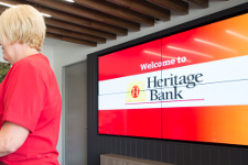 Case Study Heritage Bank